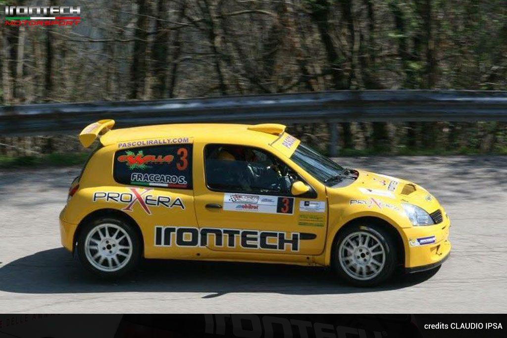 Irontech Motorsport con Dimetto a Bassano