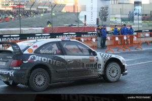 Irontech al fianco di Petter Solberg al Motorshow 2009