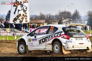 Rally Prealpi Master Show 2018 - Valerio Scettri